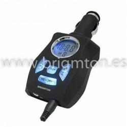 Transmisor Digital de Sonido FM de Mechero