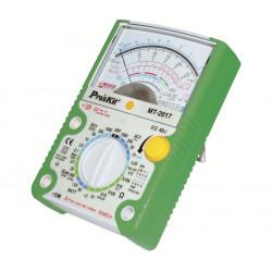 Multímetro analógico con función de protección avanzado
