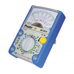 Multímetro analógico con función de protección