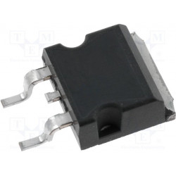 Diodo rectificador de barrera Schottky SMD 45V 2x15A D2PAK. Mod. SK3045CD2-DIO