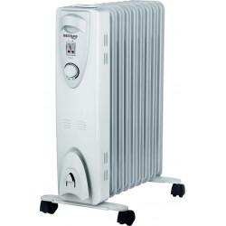 Radiador de fluido térmico 9 elem. 2000W Bastilipo. Mod. RAC9-2000