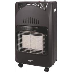 Estufa de gas infrarrojo cerámico plegable 4200W Bastilipo. Mod. EGLPC-4200