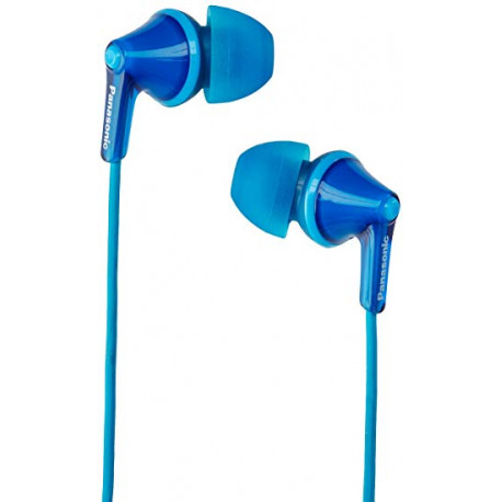 Auriculares silicona colores Panasonic. Mod. RP-HJE125