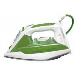Plancha de Vapor 2400 W 0.32 litros cerámica Verde/Blanco Bosch. Mod. TDA302401E