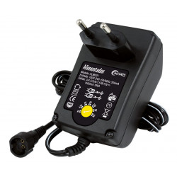 Alimentador Regulable Universal 3..12Vcc/18W