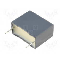 Condensador de polipropileno X1,Y2 4,7nF 10mm ±20% 5x11x13mm. Mod. R413F147000M1M