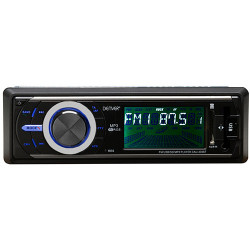 Autorradio digital USB Bluetooth DENVER. Mod. CAU439BT