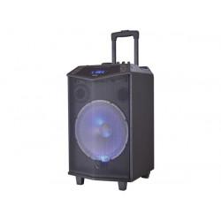 "Altavoz 12"" con trolley Bluetooth DENVER. Mod. TSP-404L"
