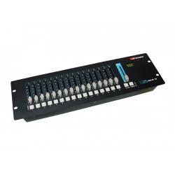 Controlador DMX mezclador 16 canales Mark. Mod. DRIVE16