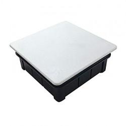 Caja de Registro y empalme de empotrar 200x200x65 Solera. Mod. 620