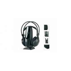 Auriculares inalámbricos estéreo Hi-Fi por radiofrecuencia UHF Fonestar. Mod. FA-8060