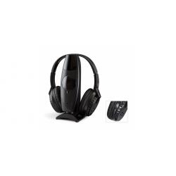 Auriculares inalámbricos estéreo Hi-Fi por radiofrecuencia UHF Fonestar. Mod. FA-8050