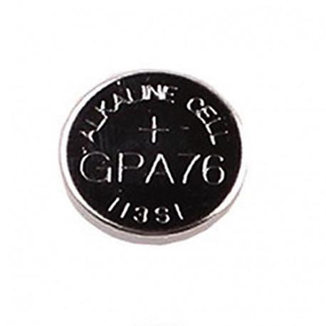 Pilas botón litio GP 1.5V UNIDAD LR44. Mod. A76F-2C10
