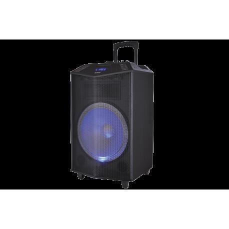 "Altavoz 15"" con trolley Bluetooth DENVER. Mod. TSP-504L"