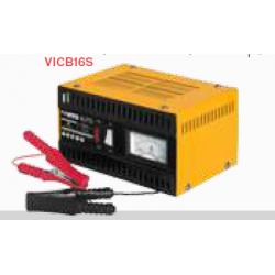 Cargador baterías 12/24 V 12A. Mod. VICB16S