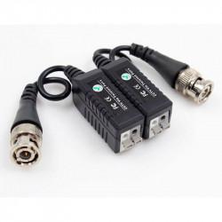 Balun video HD pasivo cable datos BNC. Mod. SE-BA001