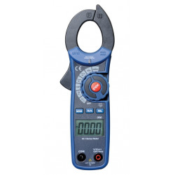 Pinza amperimétrica digital AC Cat.III 600V. Mod. ST350