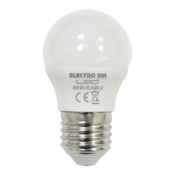 Bombilla LED G45, E-14, 5W, regulable DIA. Mod. 81.201/E14/DIA