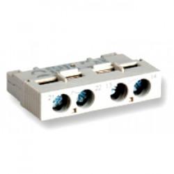 Contacto auxiliar frontal para disyuntor. Mod. AE-11