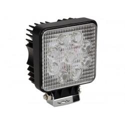 FOCO LED COCHE 9-30 VDC 27 W. MOD. LEDA250NW