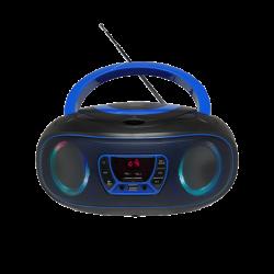 Racio CD Bluetooth USB Azul Denver. Mod. TCL-212BTBLUE