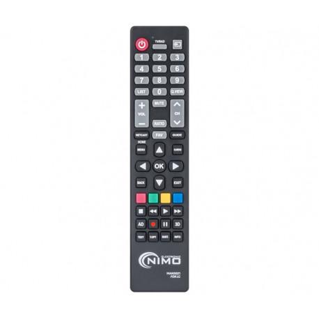 5d6f8504b29a7 Mando de sustitución directa para TVs LG. Mod. MAN3021 - ECOBADAJOZ ...