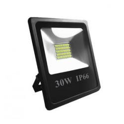 Foco LED 12-24VDC 30W IP66 6500K. Mod. 81.761/DC/30/DIA