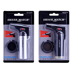 Soplete para crema catalana 1.000ºC Silver Match. Mod. 40671171