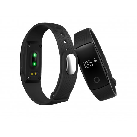 93d9c14395e1 Smartband pulsera deportiva negra Denver. Mod. BFH-12 - ECOBADAJOZ DON  BENITO