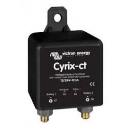 Combinador de Baterías Cyrix Ct 12/24V 120A Victron Energy. Mod. CYRIX-CT 12/24-120