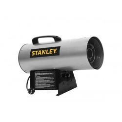 Generador de aire caliente a gas 17.5 kW STANLEY. Mod. STN17G