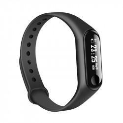 Smartband pulsera deportiva negra Nüt. Mod. M3