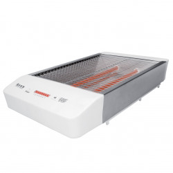 Tostador horizontal 600W TM Electron blanco. Mod. TMPTS006WH