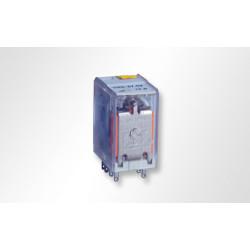 Relé 24V AC 4 contactos (NO+NC) SASSIN. Mod. 55.04-A24