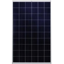 Panel solar policristalino SHARP 24V 270 W, 60 células. Mod. ES-NDRB270