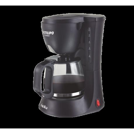 Cafetera goteo 6 tazas 600W Bastilipo. Mod. MOKKA GOTEO 6