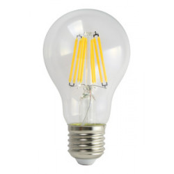 Bombilla LED 8W A60 Filamento E27 230 VAC. Mod. 81.179/8/DIA