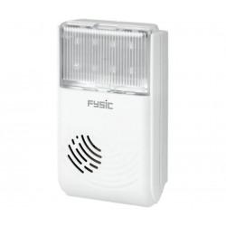 Avisador de llamada telefónica con luz y sonido. Mod. FD-35