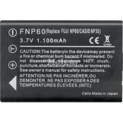 Batería de Ion-Litio para FUJIFILM NP60. Mod. BAT600
