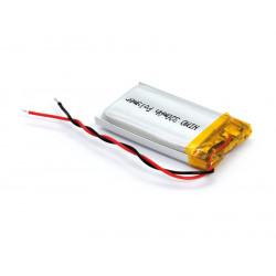 Batería recargable Li-Polímero 3.7V 280mAh. GSP052035. Mod. BAT521