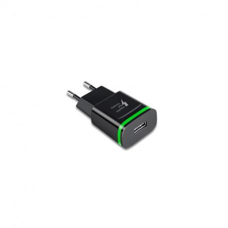 """CONEXION USB MACHO TIPO """"L"""" A MICRO USB CABLE TRENZADO 2A 1m. Mod. IN40-00026"""