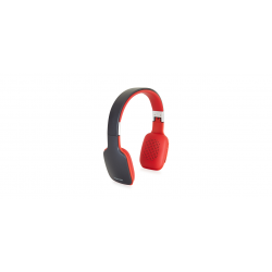 Auriculares bluetooth plegable rojo Fonestar. Mod. SLIM-R
