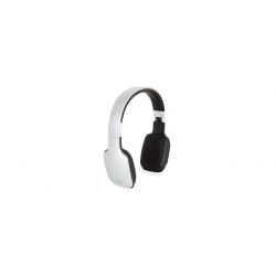 Auriculares bluetooth plegable plata Fonestar. Mod. SLIM-G