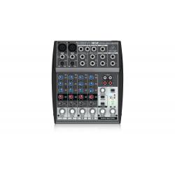 Mezclador para Directo Behringer. Mod. XENYX-802