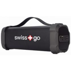Altavoz Bluetooth Portatil Swiss Go Ara P-10 Usb/ 9W. Mod. SWI303260