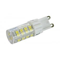 Bombilla LED G9 230VAC 5W DIA (6500K). Mod. 81.586/5/DIA