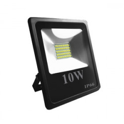 Foco LED 12-24VDC 10W DIA (6500K) IP65. Mod. 81.761/DC/10/DIA