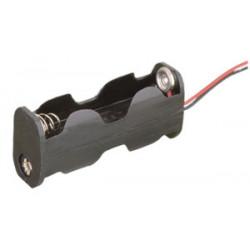 Portapilas para 4 pilas de 1,5 V Mod. 33.002/CH