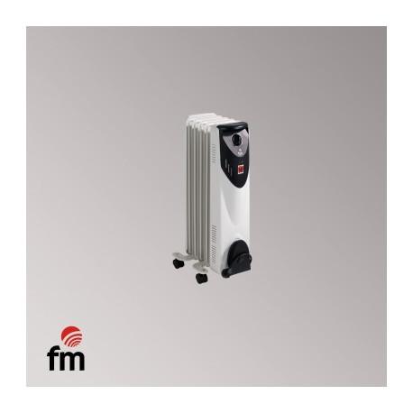 Radiador eléctrico 1000W FM. Mod. RW-10