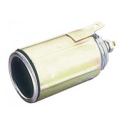 Base encendedor de automóvil Electro DH sin tapón. Mod. 10.210